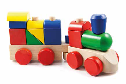 child-train